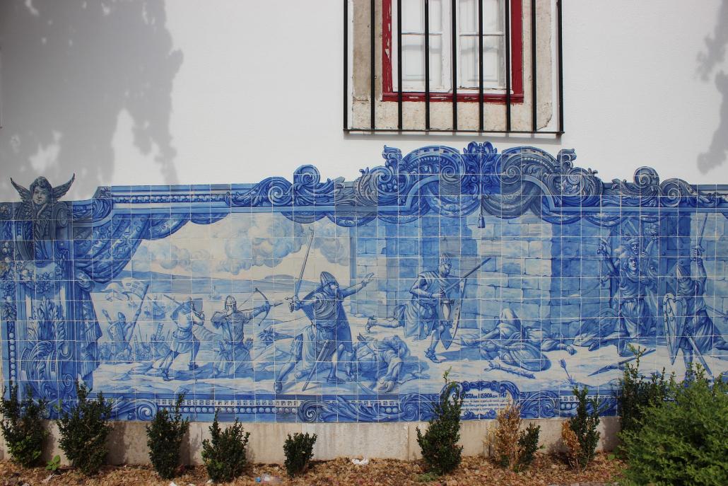 enneatype portugal azulejos